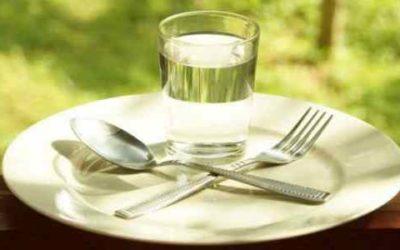 Дневник голодания. Дни 3-9
