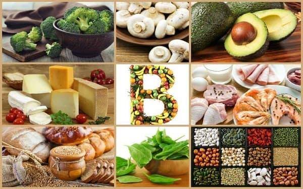 Сохраняем витамины во время приготовления пищи. Группа B