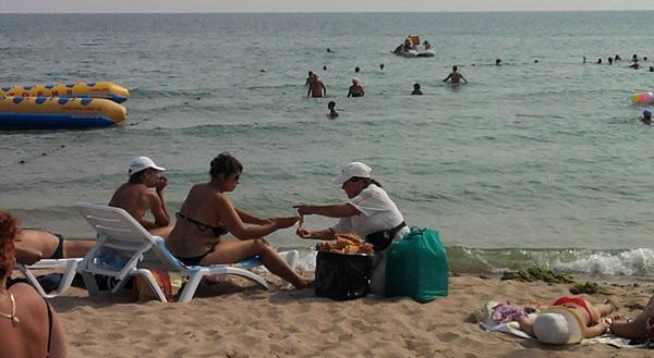Питаемся на крымском пляже. Как правильно выбрать определенный продукт