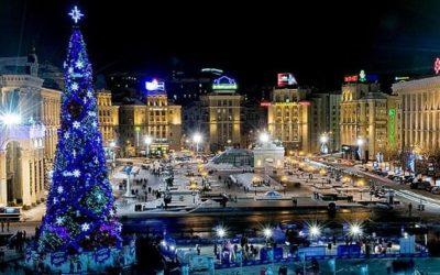 Как сохранить здоровье, находясь на Майдане Незалежности в Киеве