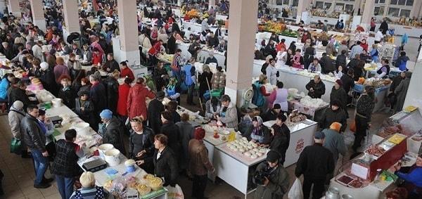 Не дайте себя обмануть покупая продукты на рынке