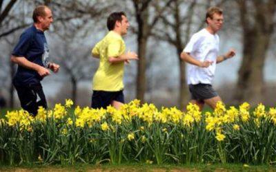 7 Секретов успешной весенней утренней пробежки