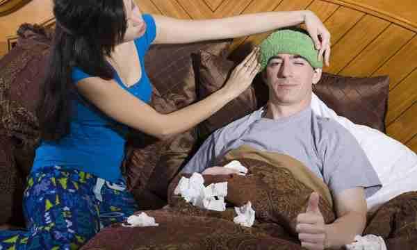 Как заболеть быстро в домашних условиях